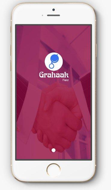 Grahaak Sales Management App cover