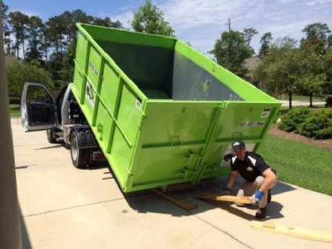 Bin There Dump That Central Virginia cover