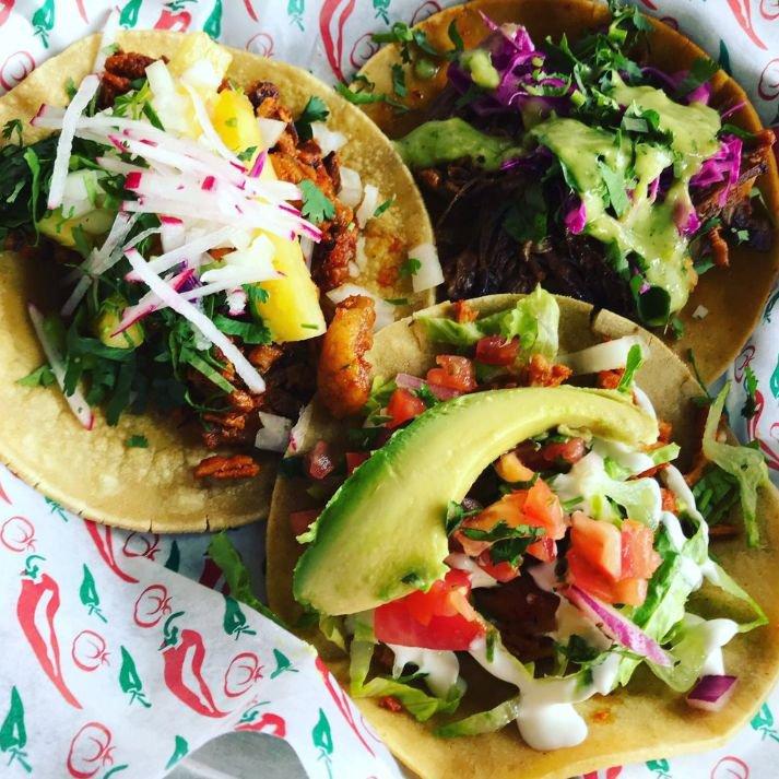 Tacos Guanajuato cover