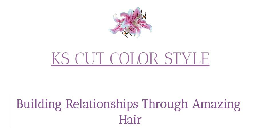 KS Cut Color Style Hair Salon cover