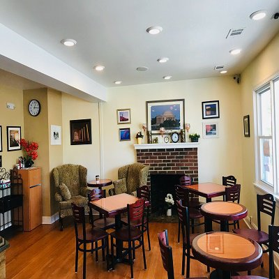 Corner Coffee House cover