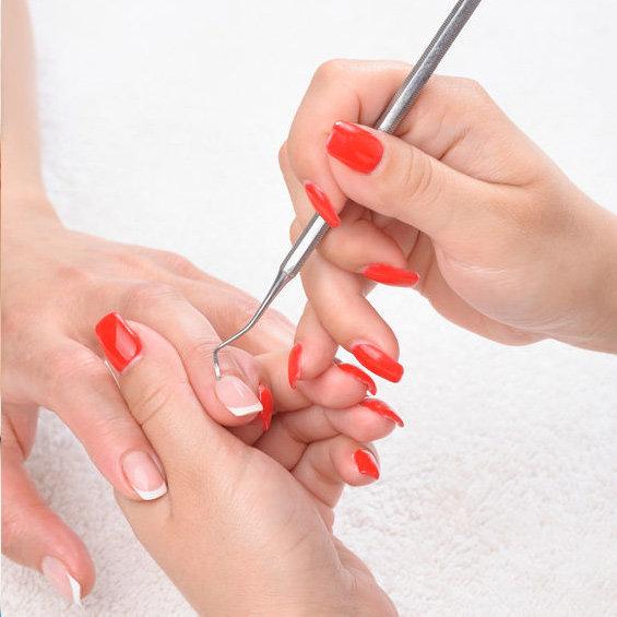 Natural Nails & Lashes cover