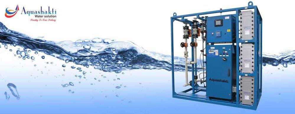 Aquashakti Water Solution - Water Treatment Plants & RO Plant Manufacturer cover