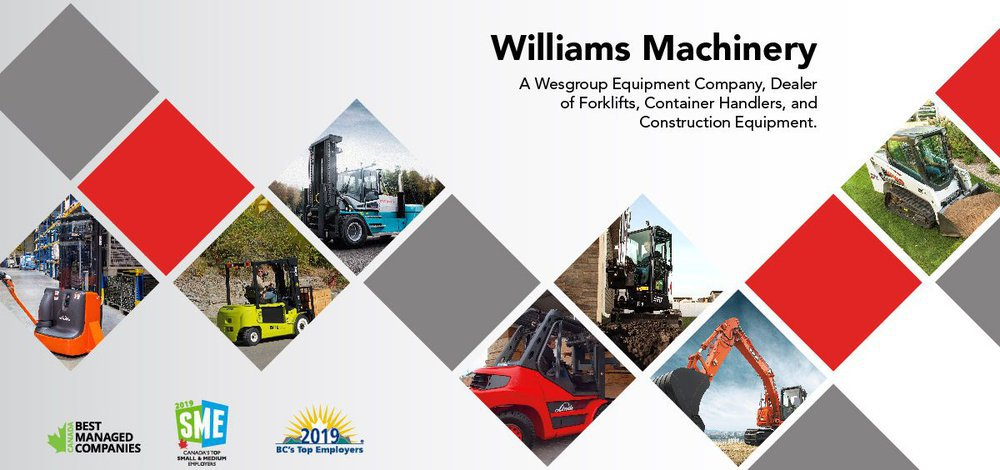 Williams Machinery cover