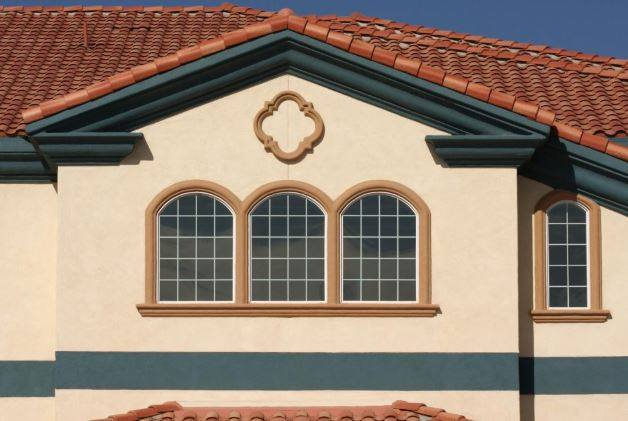 Chandler Stucco cover