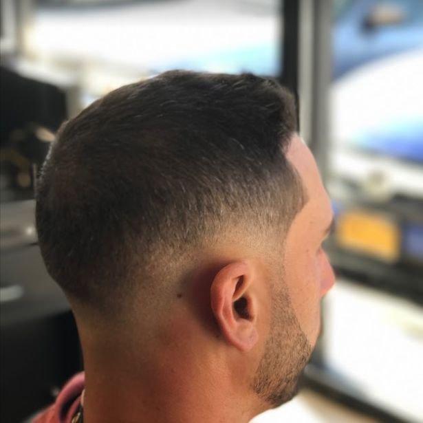 Jonathan's Barbershop cover