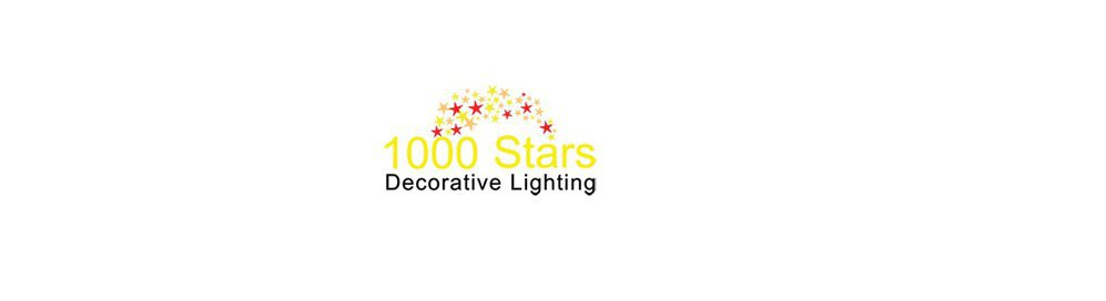 1000 Stars Decorative Lighting cover