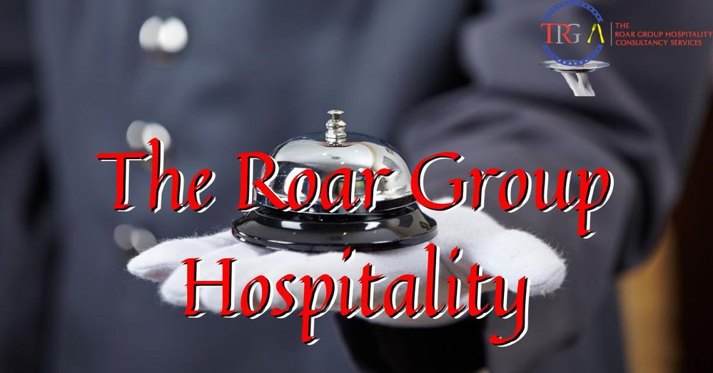 The Roar Group Hospitality cover