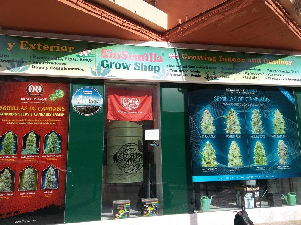 Sativa Grow Shop cover