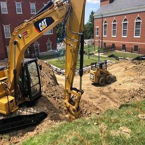 Davenport Construction & Asphalt cover