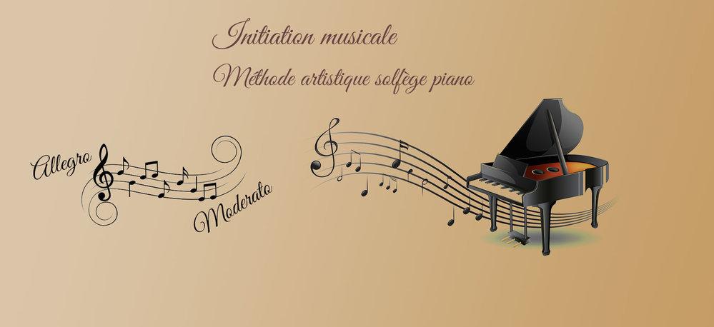 Nadia Doumi, initiation musicale cover