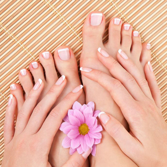 Deluxe Nail and Spa cover