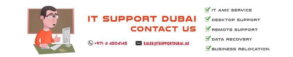 IT Support Dubai cover