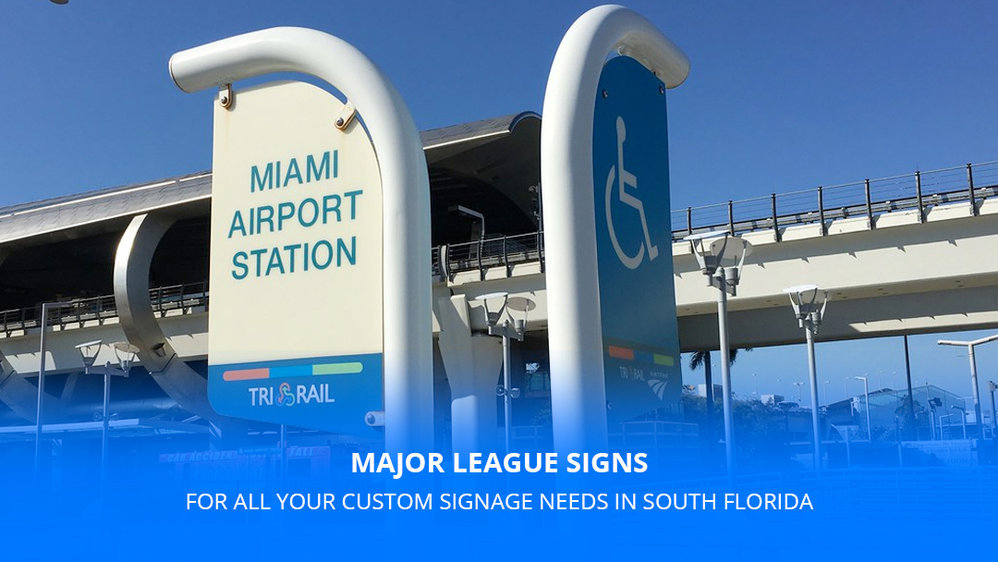 Major League Signs cover