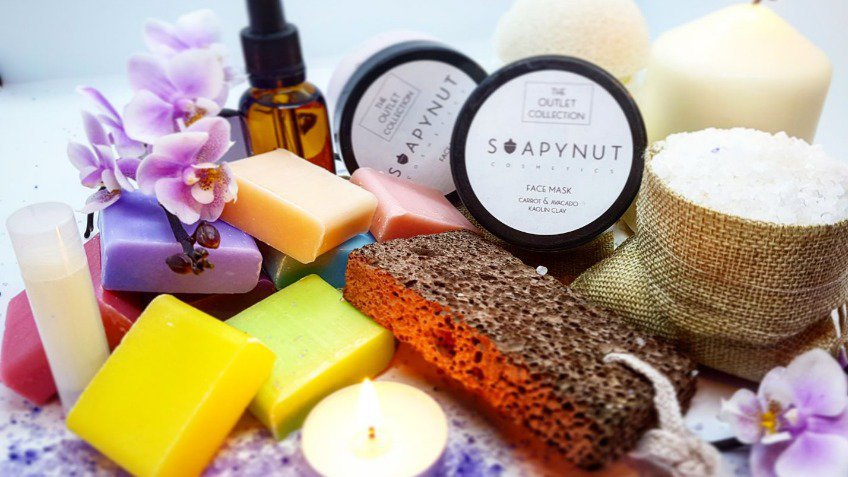 Soapynut Cosmetics cover