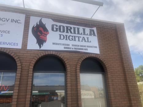 Gorilla Digital cover