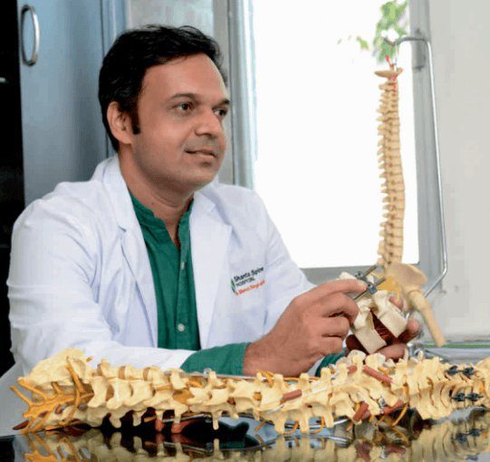 Shanta Spine Hospital cover