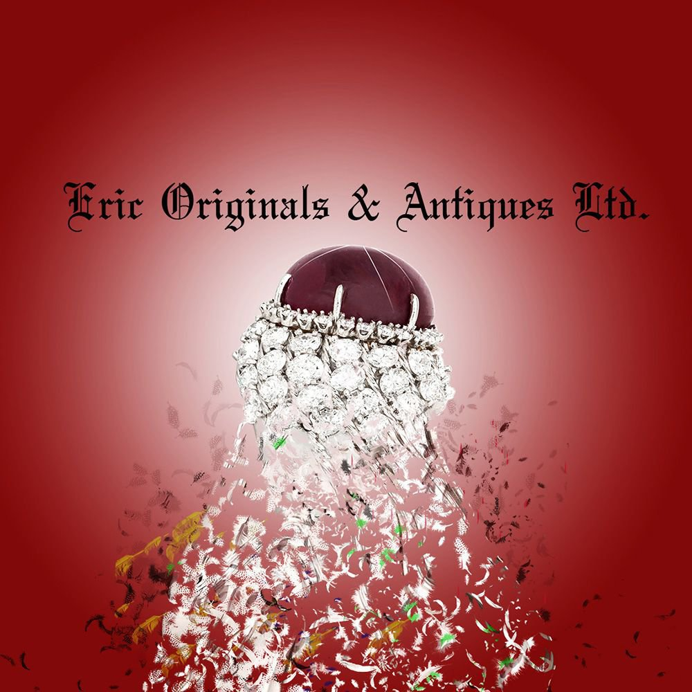 Eric Originals & Antiques LTD cover