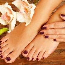 Luxury Nails Warrenton cover