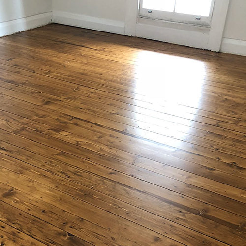 Beaches Timber Floors cover