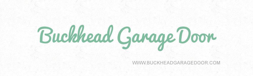 Buckhead Garage Door cover