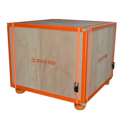 Speedy Crate cover