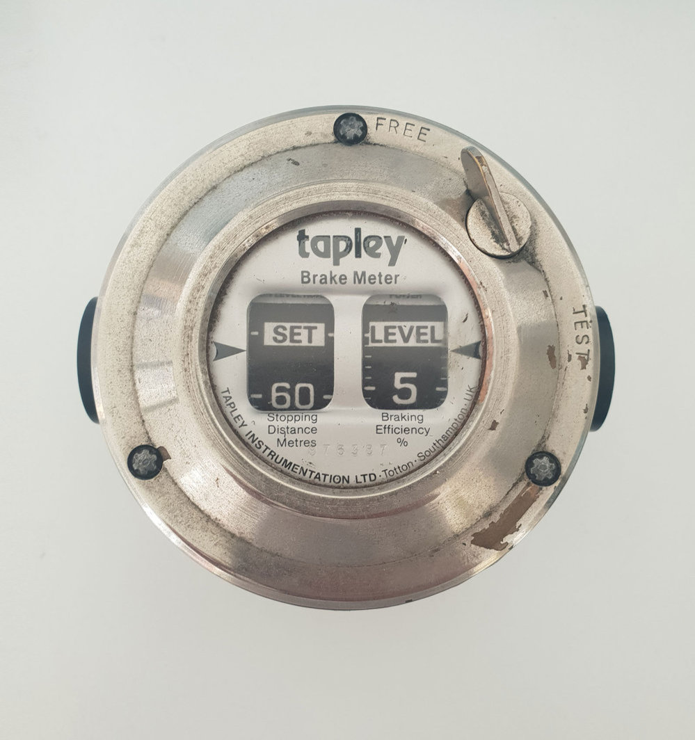 Brake Meter Certification - Tauranga cover