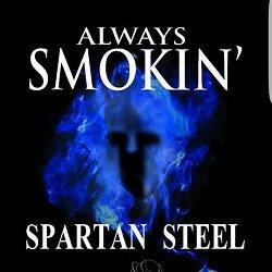 Spartan Steel cover