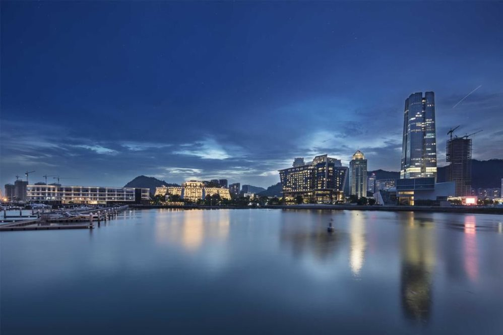 Hilton Shenzhen Shekou Nanhai cover