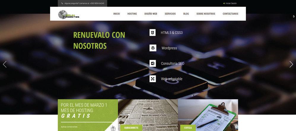 Grun Websites cover