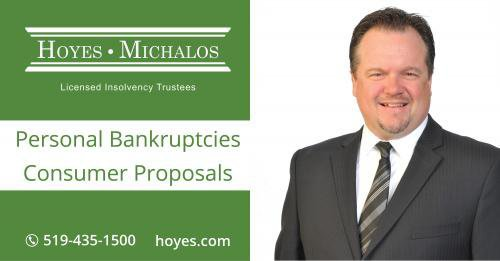 Hoyes, Michalos & Associates Inc. – Consumer Proposal & Licensed Insolvency Trustee cover