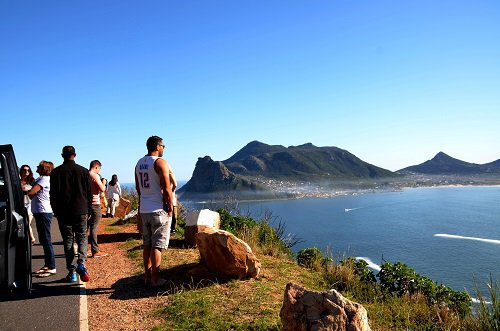 Mile by Mile tours Cape Town cover