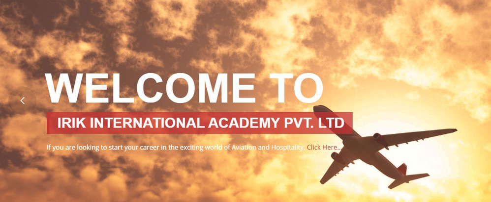 Aviation Training Institute in Chennai | IIA cover