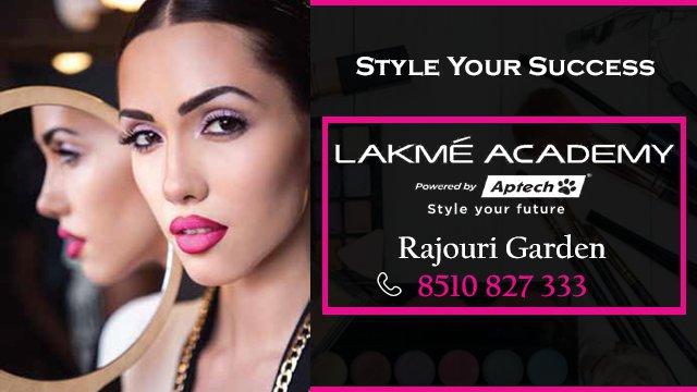 Lakme Academy Rajouri Garden cover