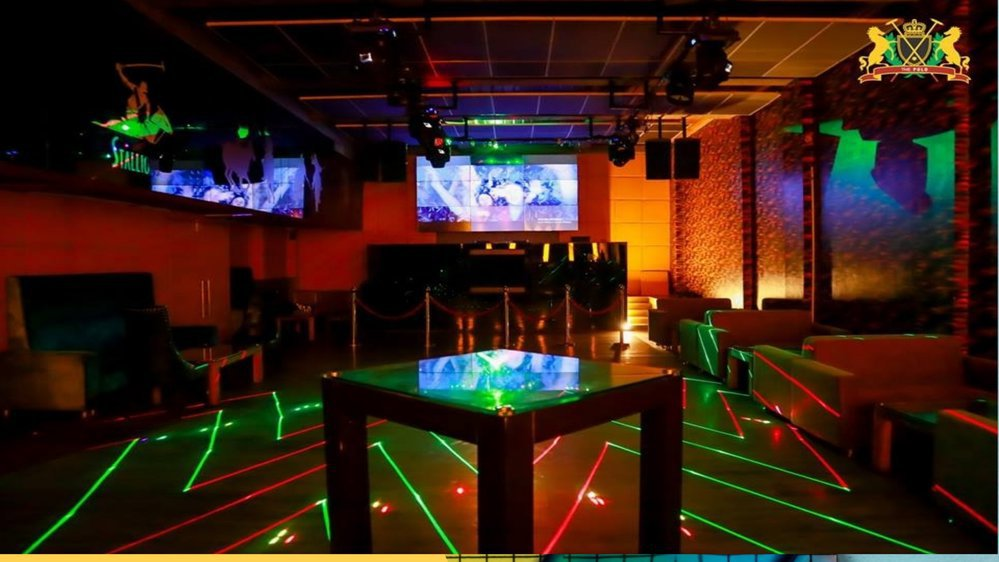 Night Club In Jaipur cover