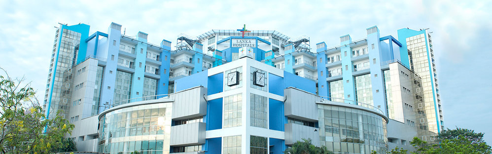 Lanka Hospitals cover