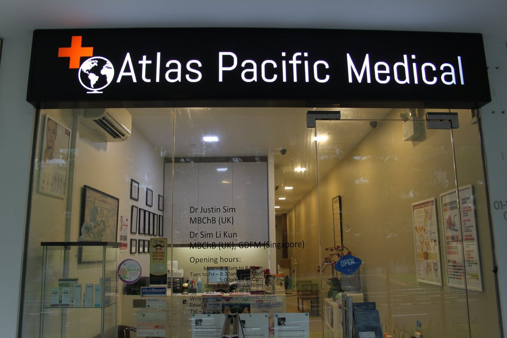 Atlas Pacific Medical cover