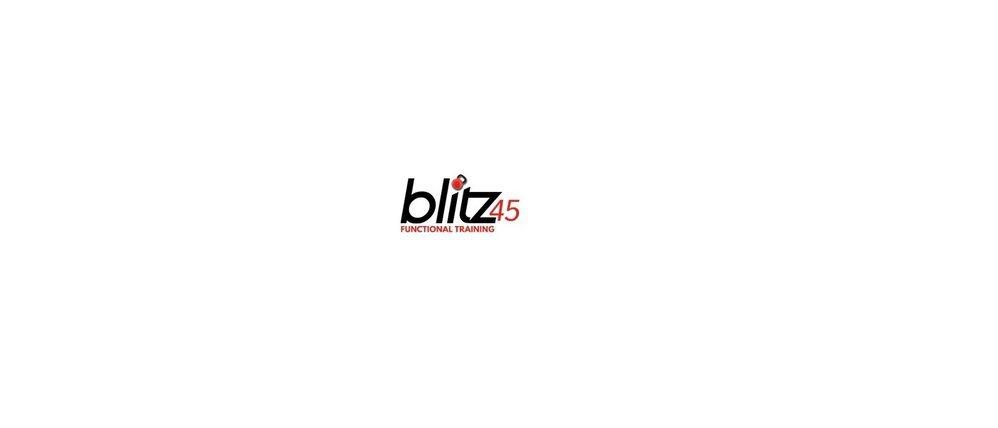 Blitz45 Fitness cover