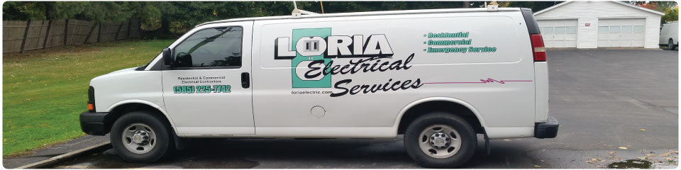 Loria Electrical Services cover
