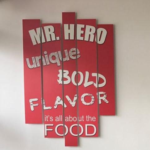 Mr. Hero cover