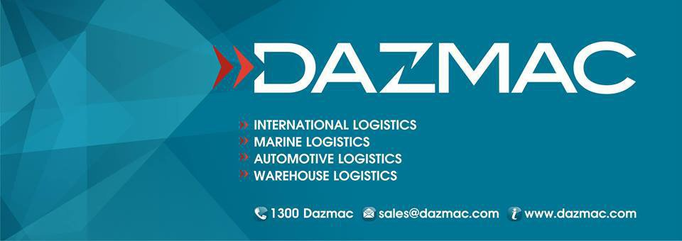 Dazmac International Logistics cover