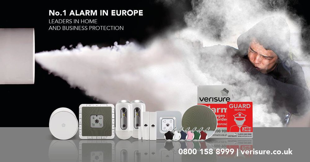 Verisure Smart Alarms - Solihul cover