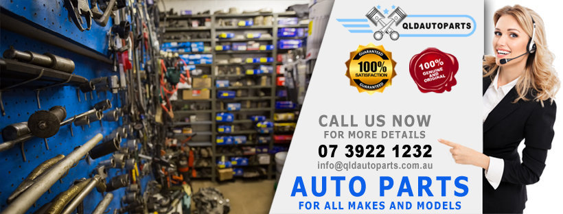 Qld Auto Parts - Recycled Parts Supplier Brisbane cover