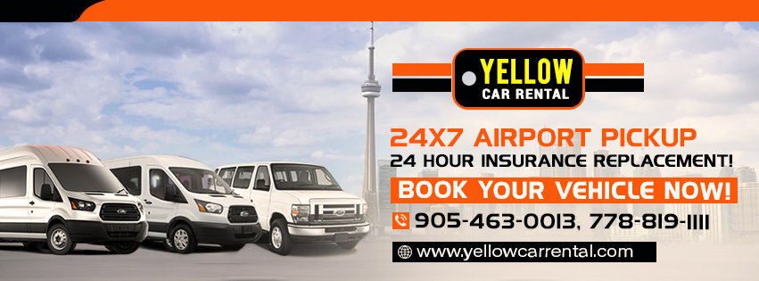 Yellow Car Rental cover