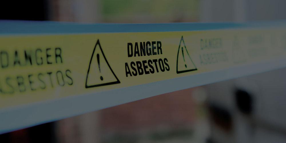 Asbestos Surveys London cover