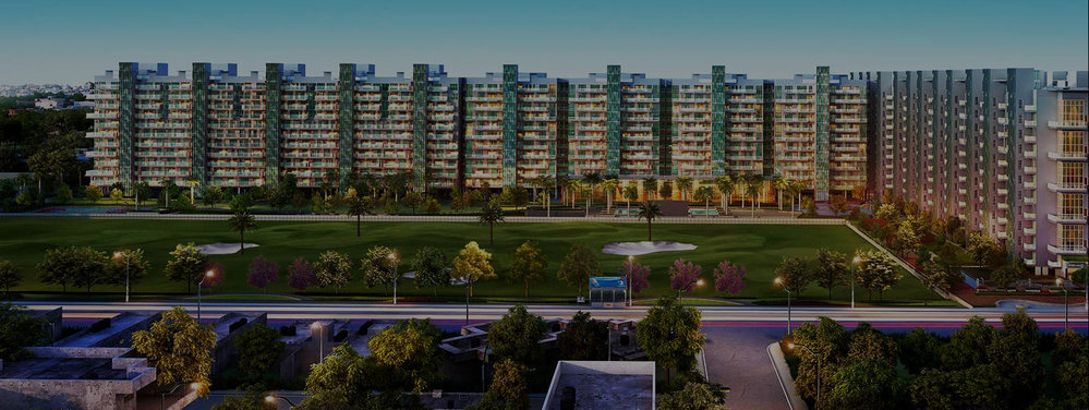 Beverly Golf Avenue - Luxury Flats in Chandigarh cover