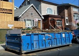 Buffalo Dumpster Rental cover
