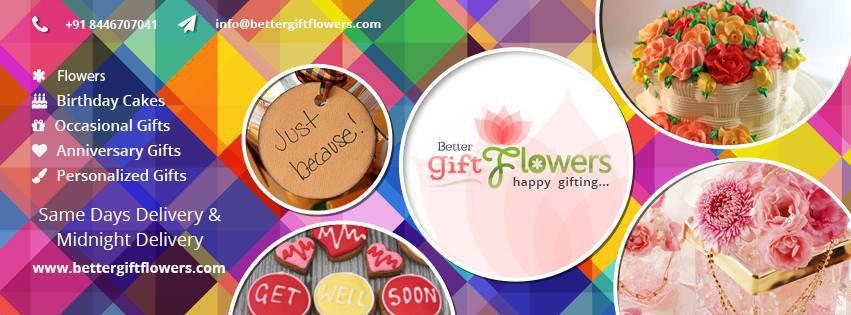 Better Gift Flowers cover