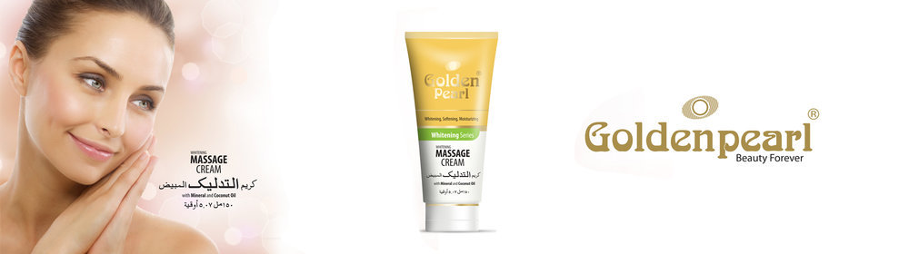 Golden Pearl Cosmetics  cover