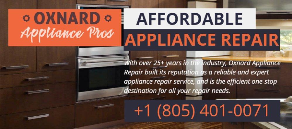 Oxnard  Appliance Repair Pros cover